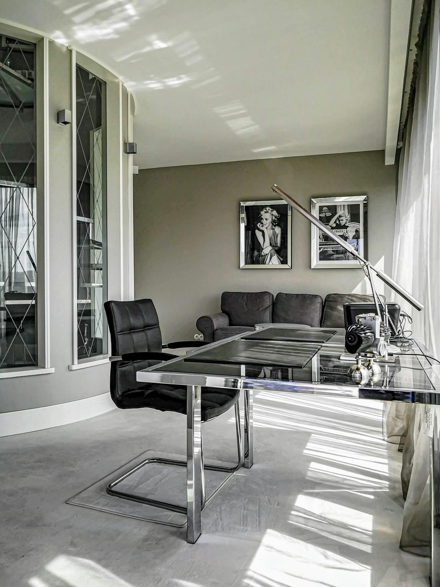 Dwupoziomowy apartament w Gdyni Redłowo