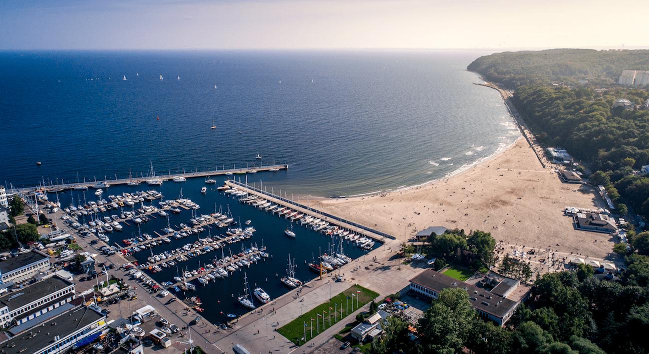 Apartament SEA TOWERS – spektakularny widok na Zatokę Gdańską