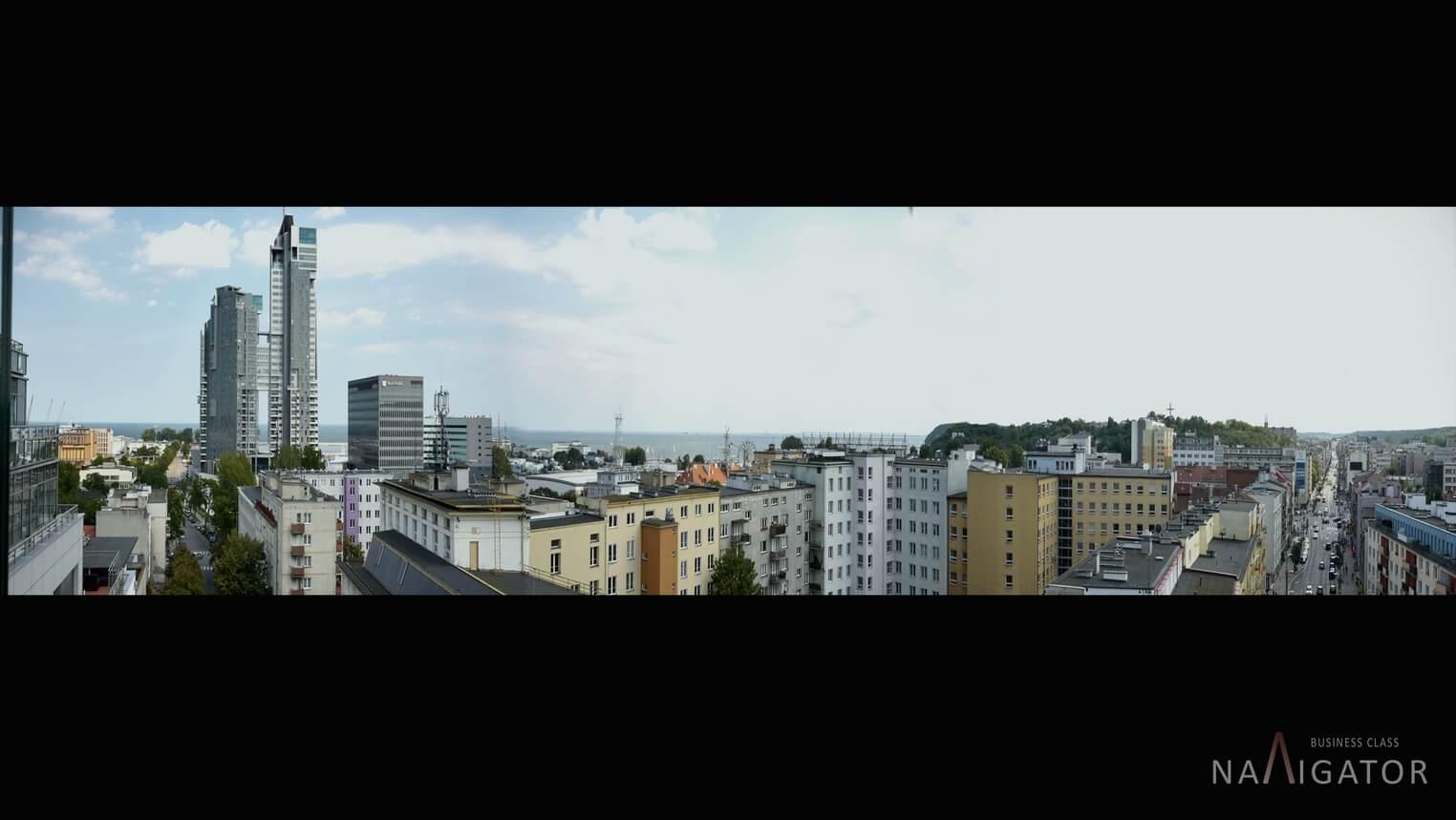 Apartament w Transatlantyku