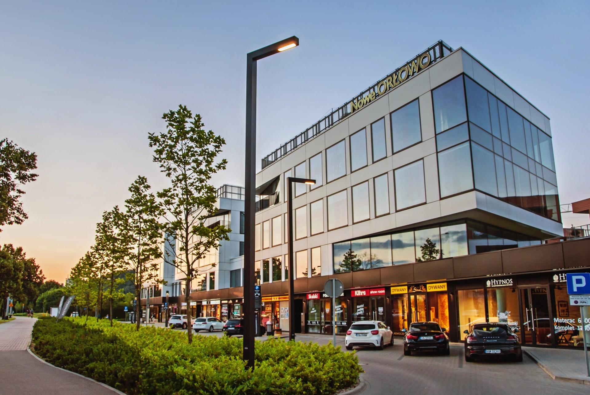 TRITUM BUSINESS PARK – lokal użytkowy, parter