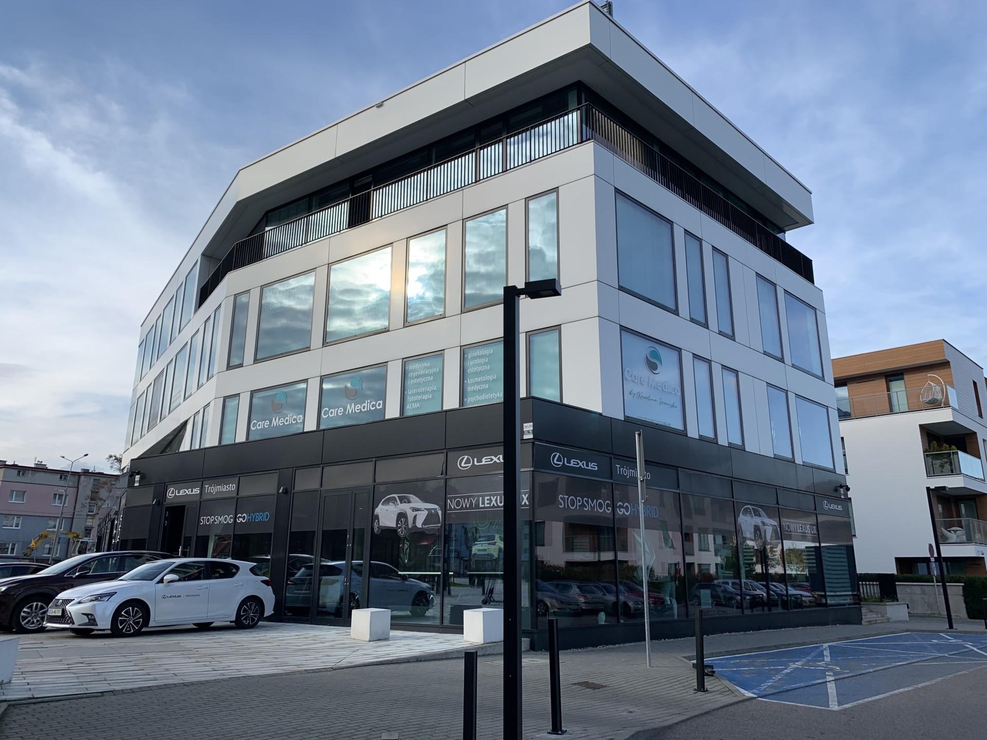TRITUM BUSINESS PARK – lokal użytkowy dla Inwestora