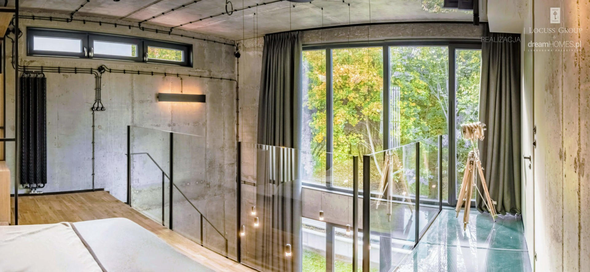 Luksusowy loft przy molo w Orłowie