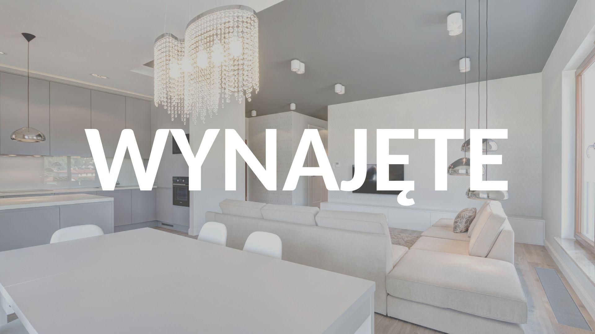 Nowoczesny apartament - Nowe Orłowo