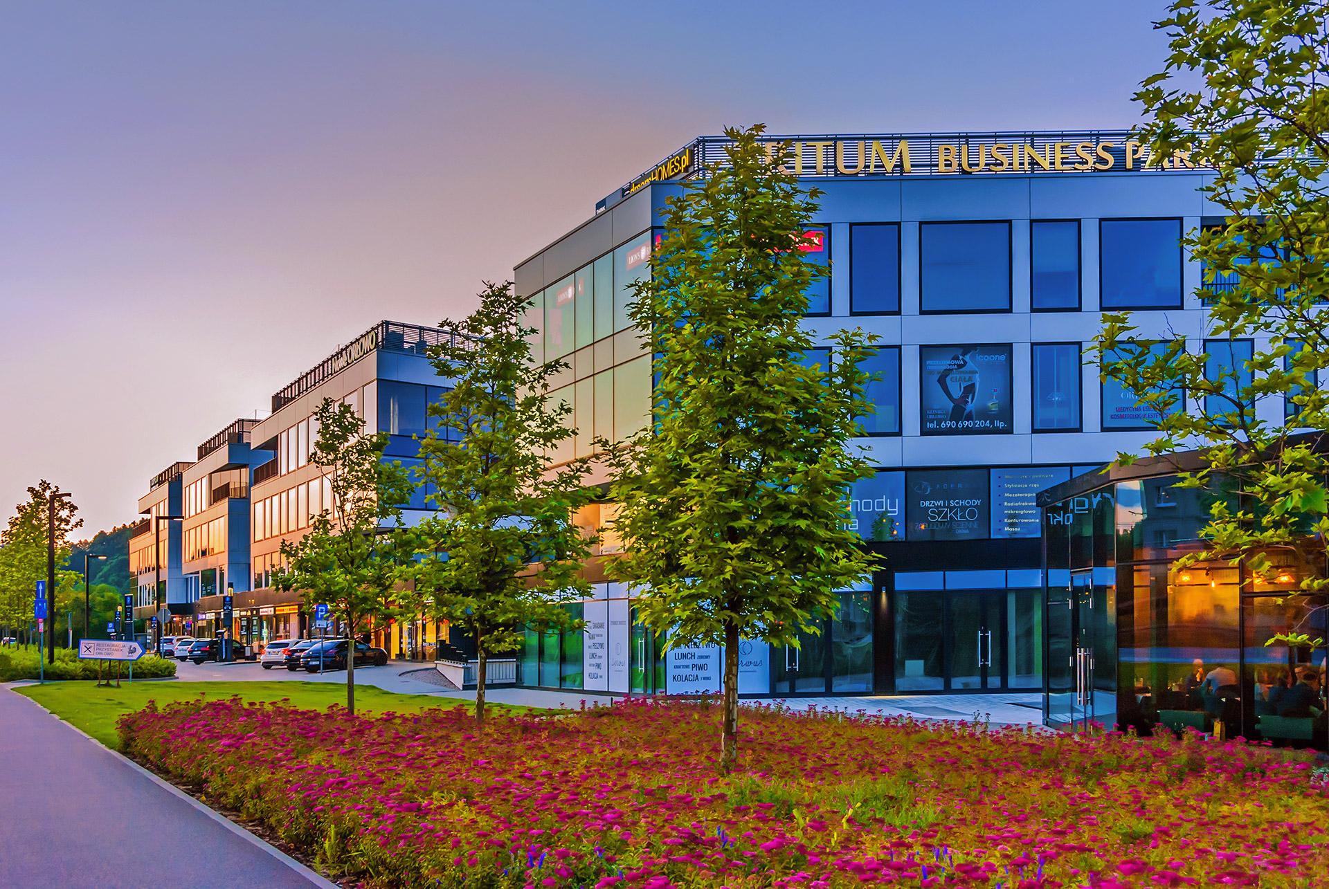 TRITUM Business Park - lokal biurowy