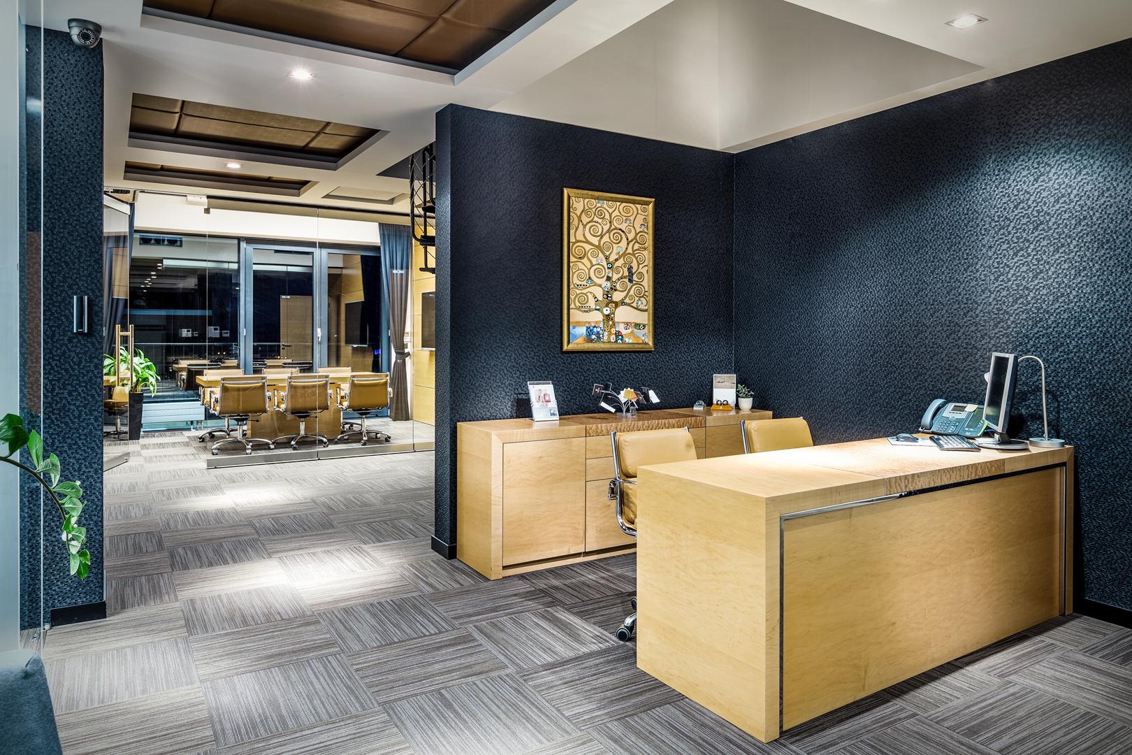 Małe biuro w TRITUM Business Park
